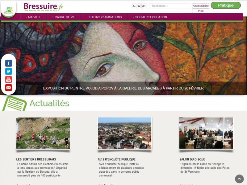 Standard agence conseil en communication publicit for Piscine de bressuire